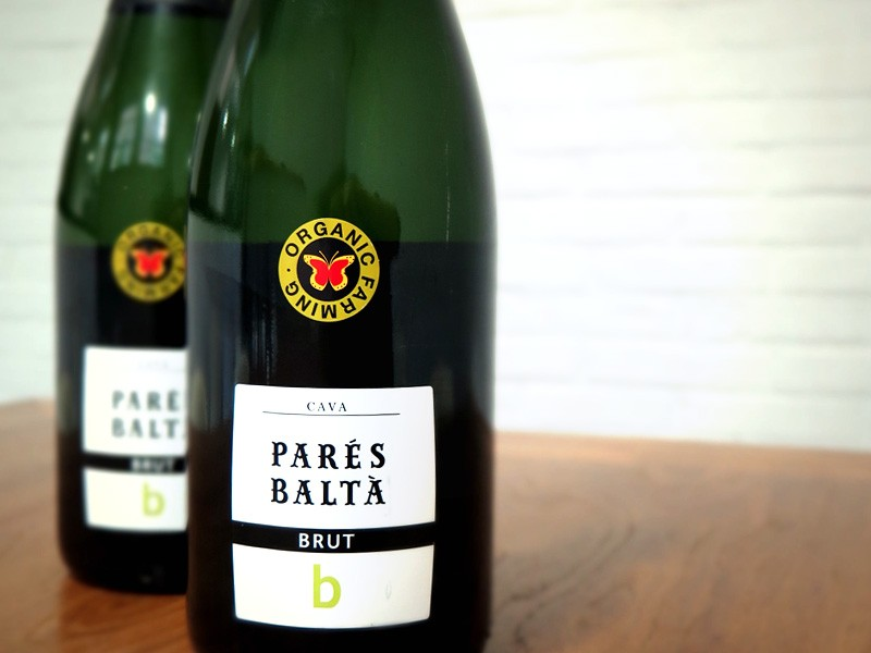 Our organic Cava from Spanish winery Parés Baltà