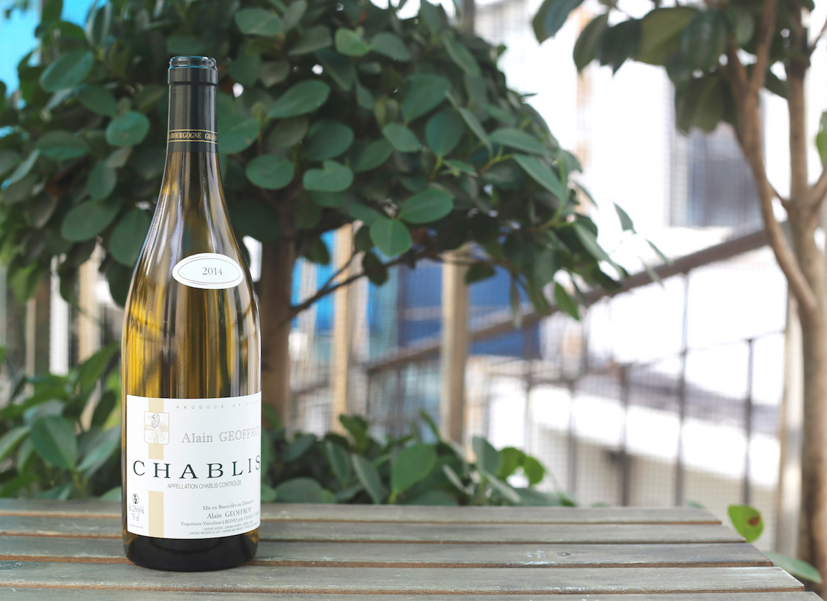 Shanghai | Learn About Our New Chablis