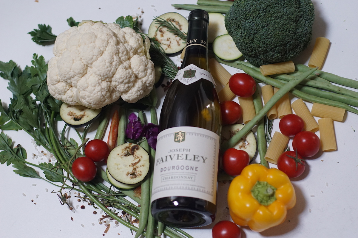 Hong Kong | Our New Chardonnay from Domaine Faiveley
