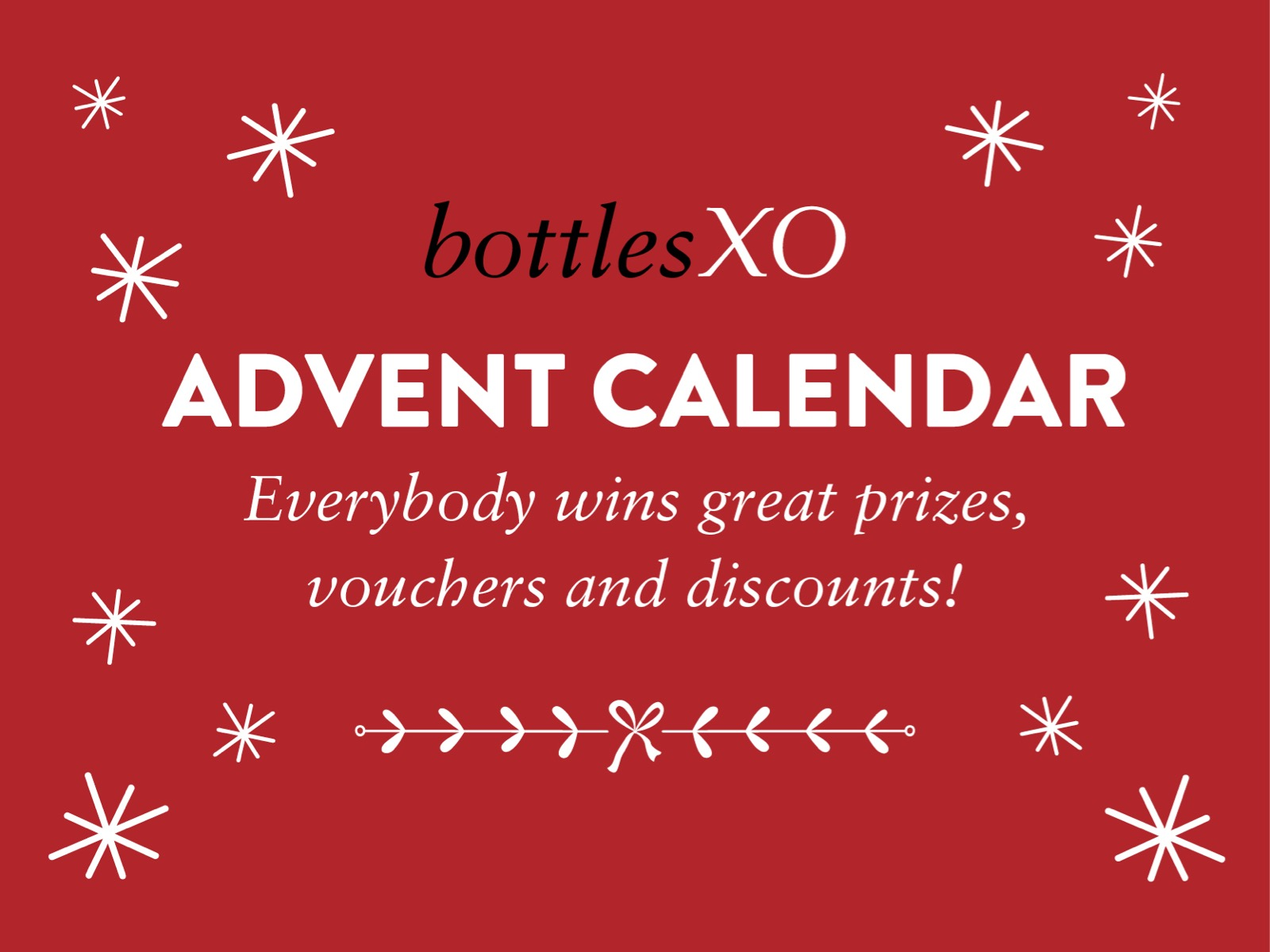 Shanghai | BottlesXO Advent Calendar – Prizes, Vouchers & Discounts!