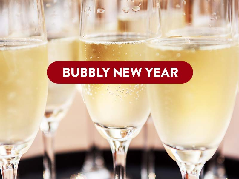 Hong Kong | Have a Bubbly New Year with Complimentary Prosecco!