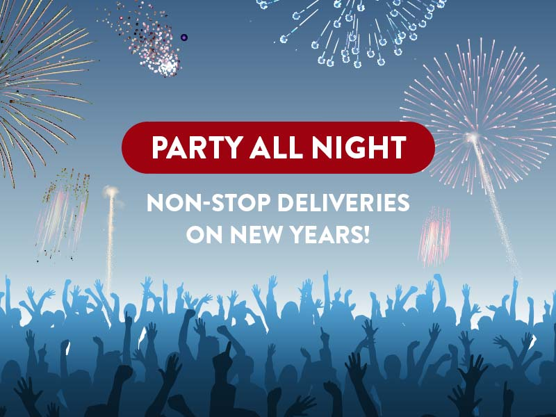 Shanghai | Party All Night this NYE with Non-Stop Wine & Beer Deliveries