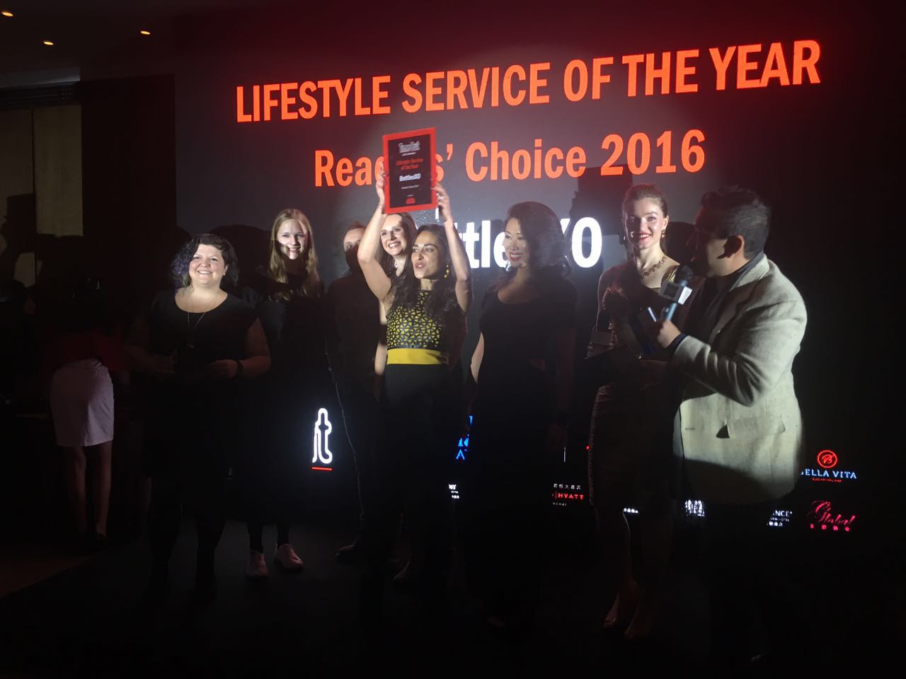 Shanghai | Time Out Reader's Choice 'Lifestyle Service of the Year'
