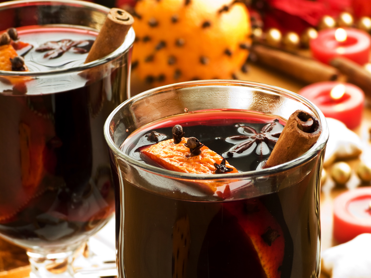 Shanghai | What's the Deal with Mulled Wine?