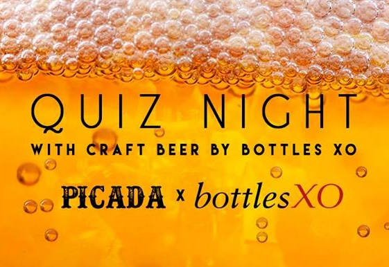 Hong Kong | Craft Beer Quiz Night @ Picada!