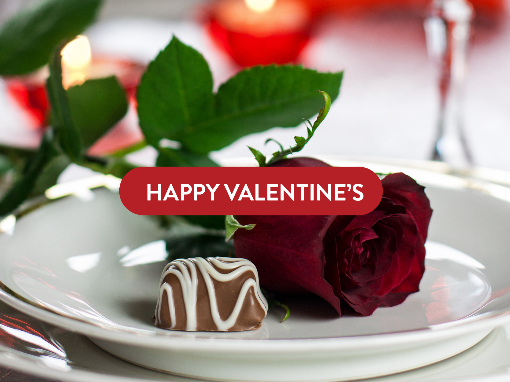 Shanghai | Get a FREE Rose & Chocolates with Every Order this Valentine's Day