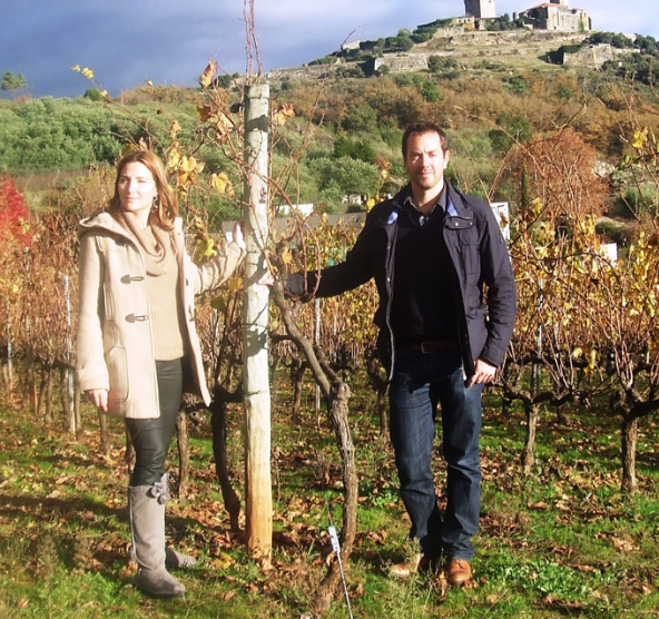 Nuria Altés & Rafael de Haan, producers of some BottlesXO favorites (including the Herencia Altés)