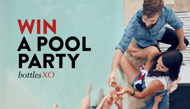 win a pool party