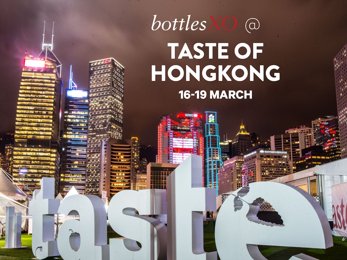 Hong Kong | Grab a Drink with Us at Taste of Hong Kong