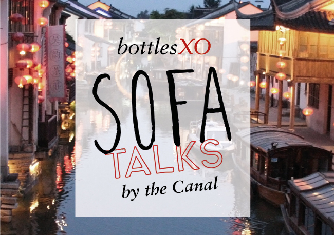 Suzhou   Sofa Talks by the Canal, Wednesday 5 April