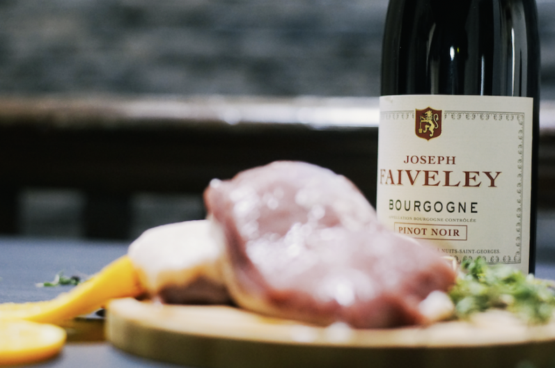 Hong Kong   Our Domaine Faiveley Pinot Noir is Back!