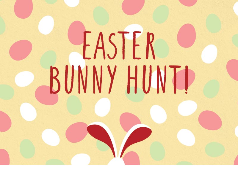 Shanghai & Suzhou | Join Our Easter Bunny Hunt & Win Discounts