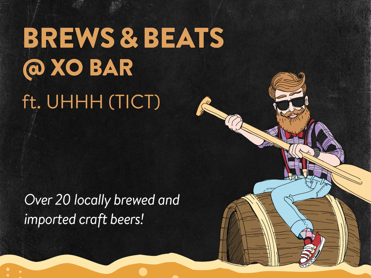 Shanghai | Come to XO Bar for the Launch Party of Our New Craft Beer Range!
