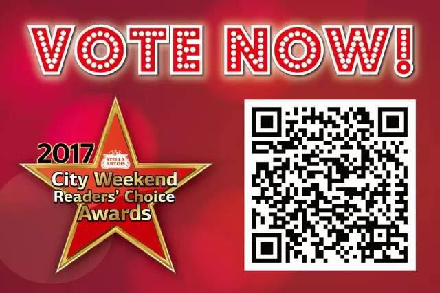 Shanghai | Vote for Us in the CityWeekend Reader's Choice Awards!