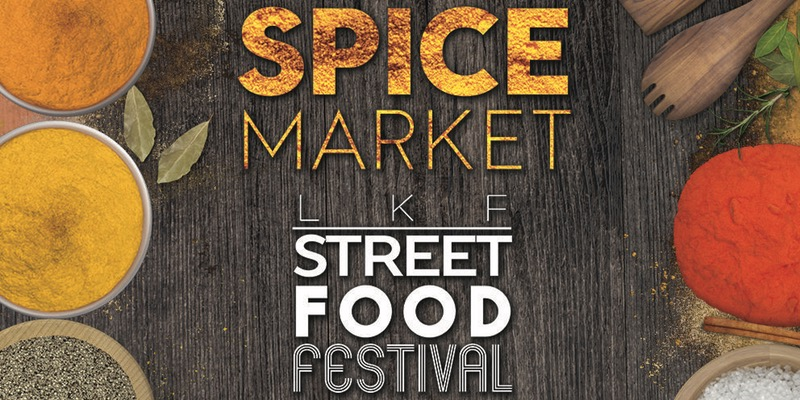 Hong Kong | Join Us at the LKF Spice Market Street Food Festival