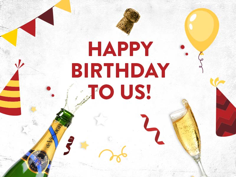 WIN a Trip to Italy & More to Celebrate Our 2nd Birthday!