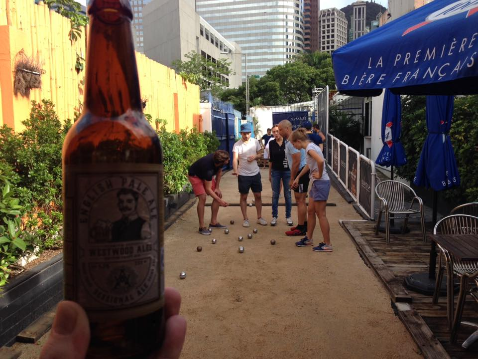 Hong Kong | Pétanque Tournament Vol. II at Quayside on Saturday, 22 July