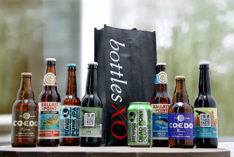 bottlesxo bottle bottles xo hk hong kong hongkong best app apps craft beer delivery service black kite summer ale ipa ballast point brew dog brewdog punk Ripa