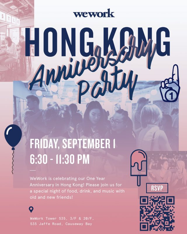 hong kong hk wework we work wine craft beer delivery alcohol delivered best app apps anniversary party parties friday app apps imported quality drink drinks