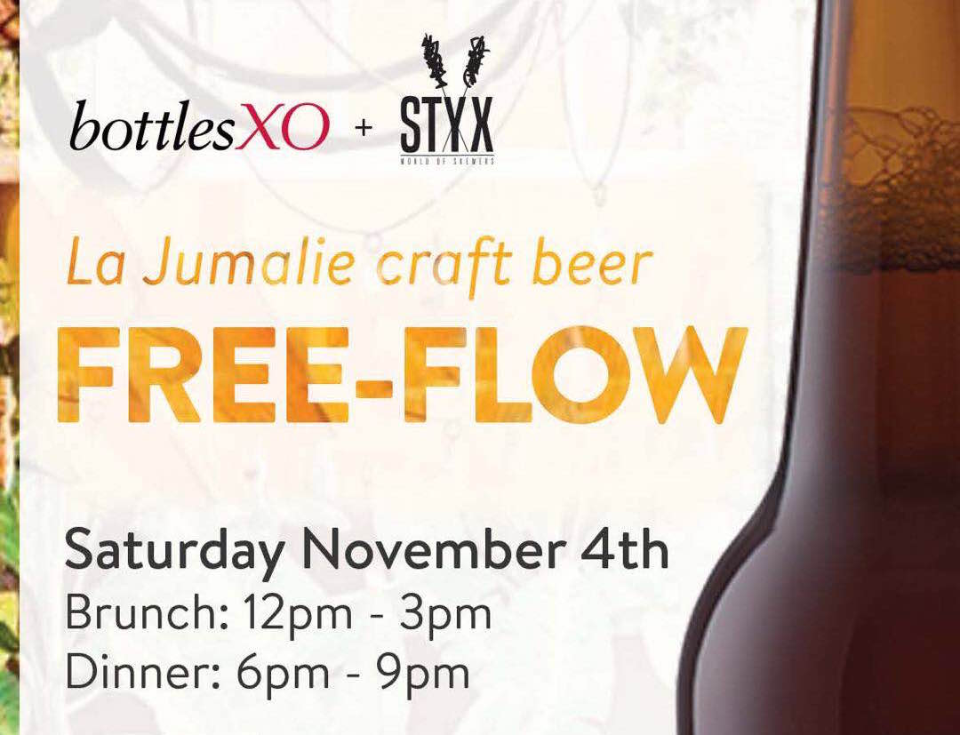 Shanghai | Three Hours of Free-Flow Craft Beer for Just ¥100 at STYX