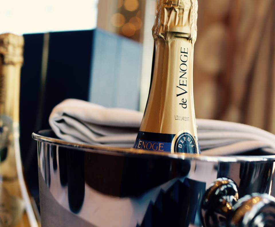 de Venoge Champagne | Meet the Makers & More at Our Exclusive Event Series