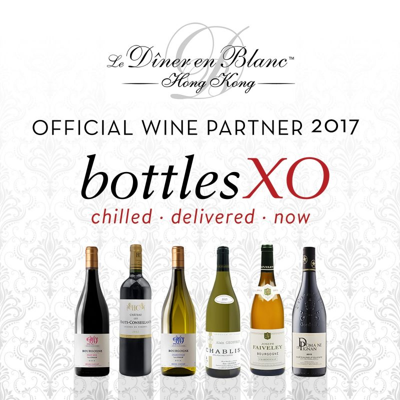 bottlesxo hong kong hk wine craft beer delivery dining event best food michelin paris le diner en blanc chablis chardonnay imported