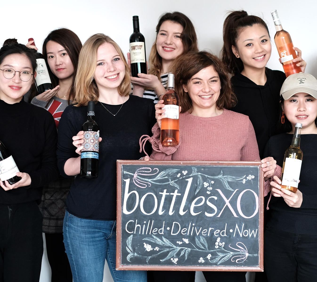 Save on Bottles Chosen by the Women of BottlesXO on Women's Day!