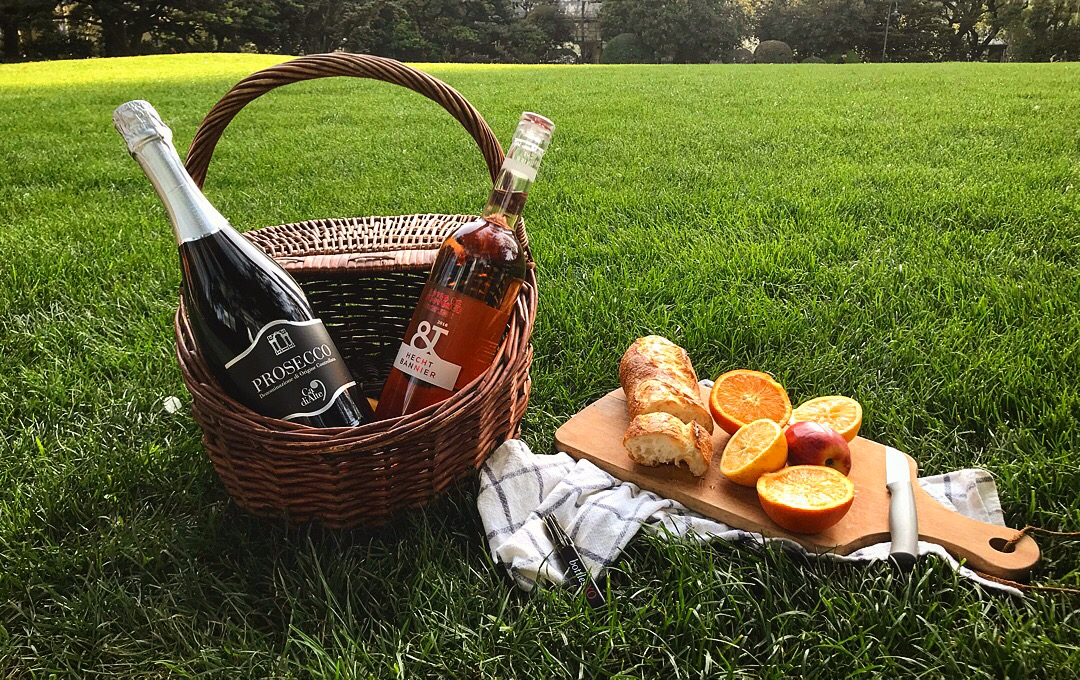 Six Wines That Are Perfect for a Sunny Picnic in the Park
