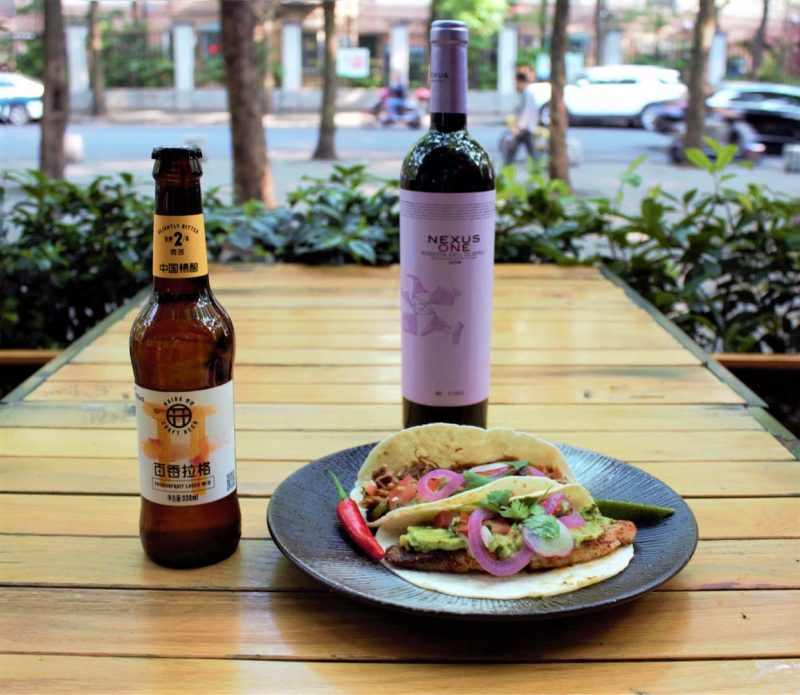 wine craft beer mexican food pairing tacos guacamole how to pair drinks with mexican cuisine food fish arrow factory guanxi pale ale riesling tempranillo kaiba lager