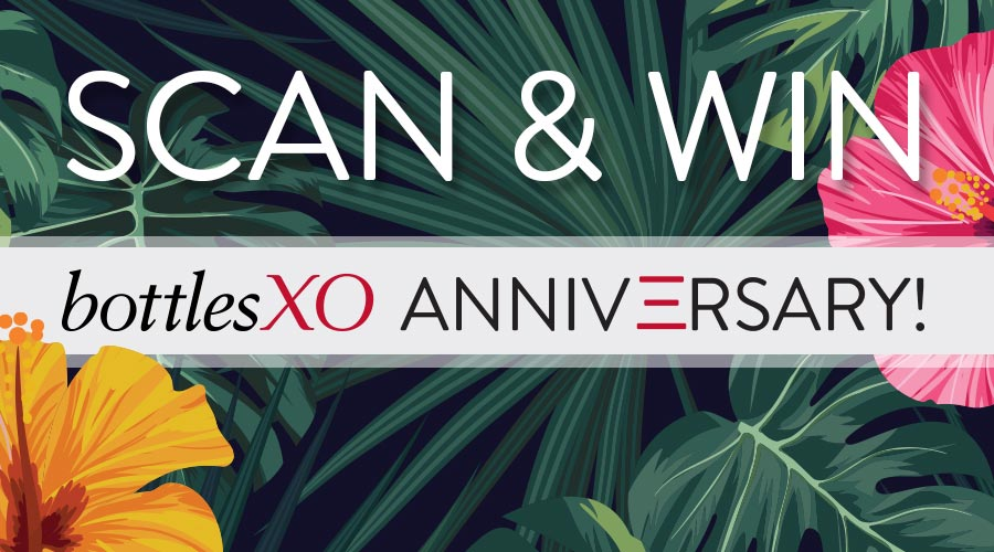 Shanghai | Scan & Win a Bunch of Amazing Prizes with Every BottlesXO Order