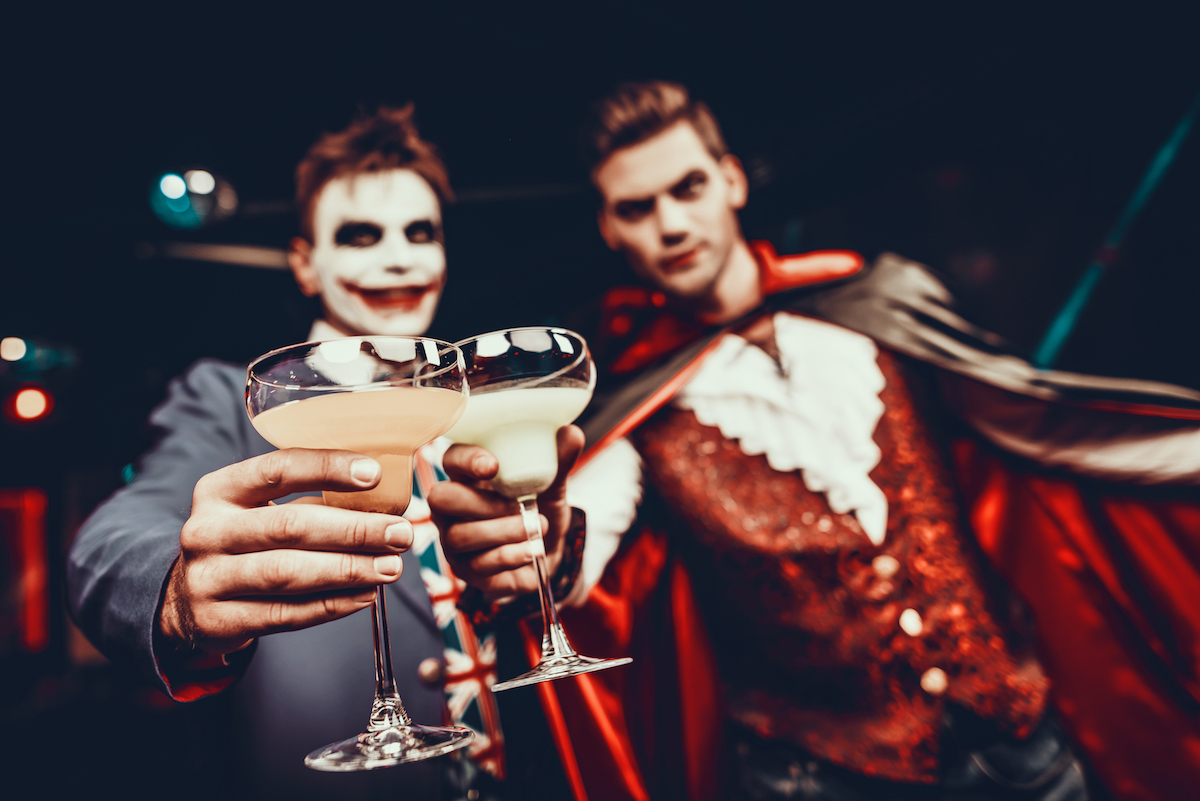 Six Ways to Pair Your Halloween Costume with the Perfect Cocktail