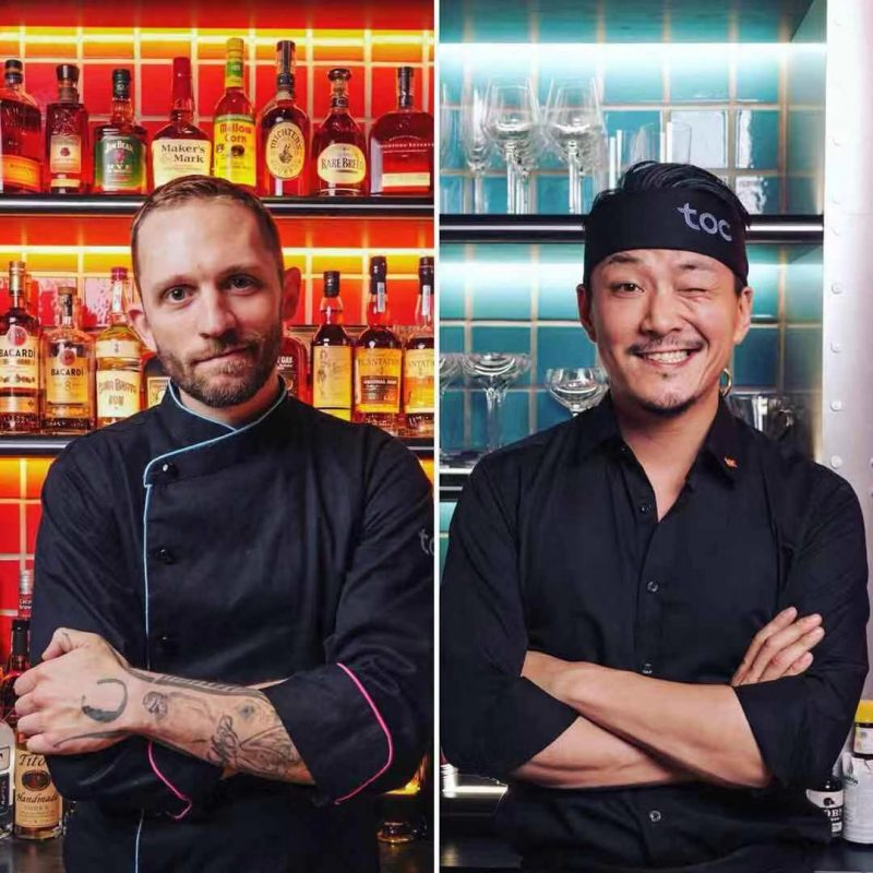 bottlesxo bottle bottles interview xo shingo gokan steve schneider trends in drinking shanghai china bar culture food beverage long reads trends bar scene