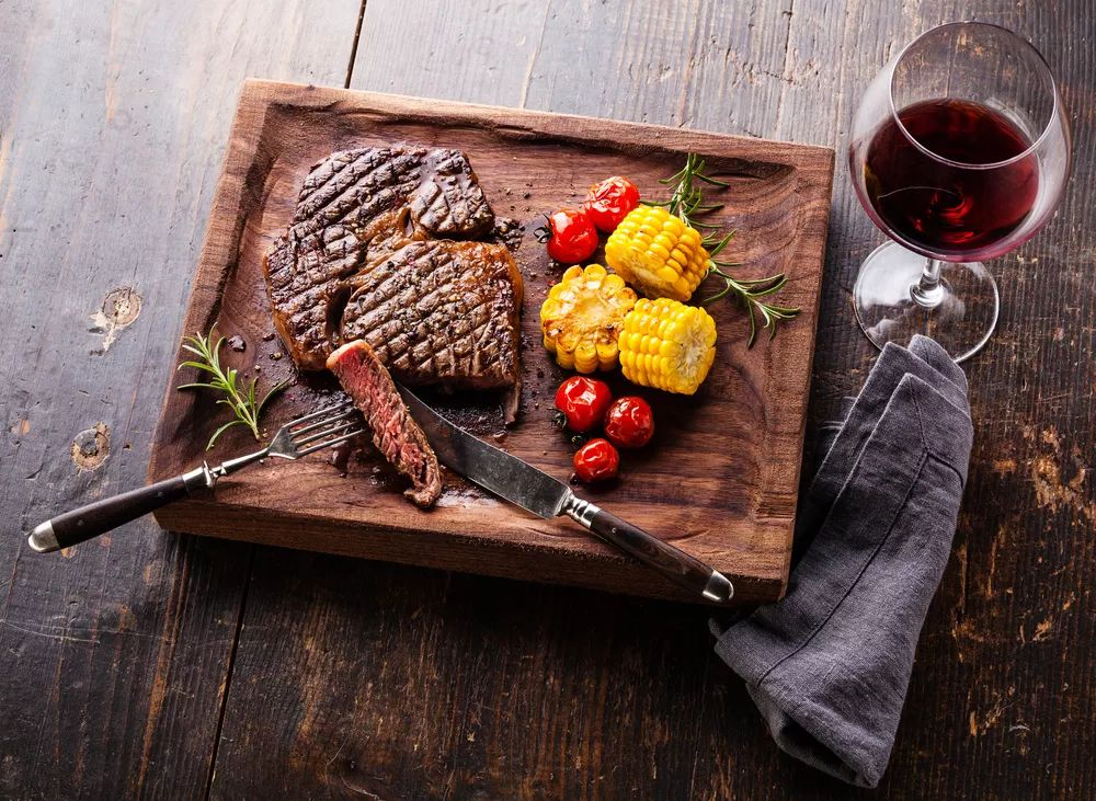 Easy Guide to Red Wine Pairings